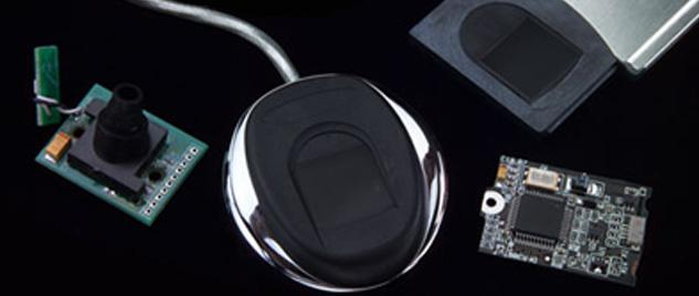 Polymer Optics Fingerprint Scanning