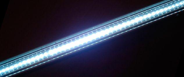Polymer Optics Linear LED Lens