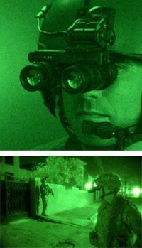 Night Vision Goggles