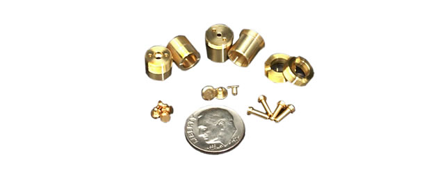 Optics Retainers and Spacers