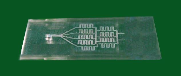 Polymer Microfluidic Devices Plastic Optics