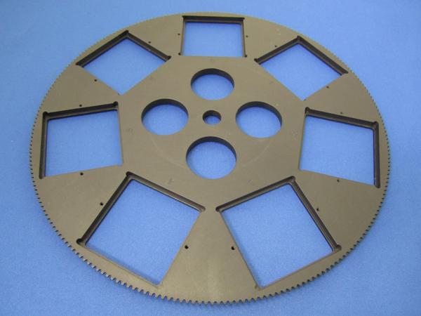 Aluminium Filter Wheel