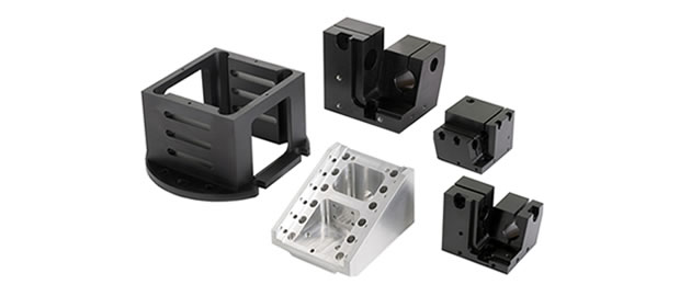 Optics Mounts and Stages