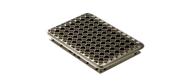 Large Optics Housing Plate & Cover Assembly