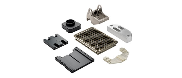 Optics Plates and Covers