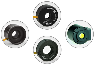 Optotune Tunable Lenses