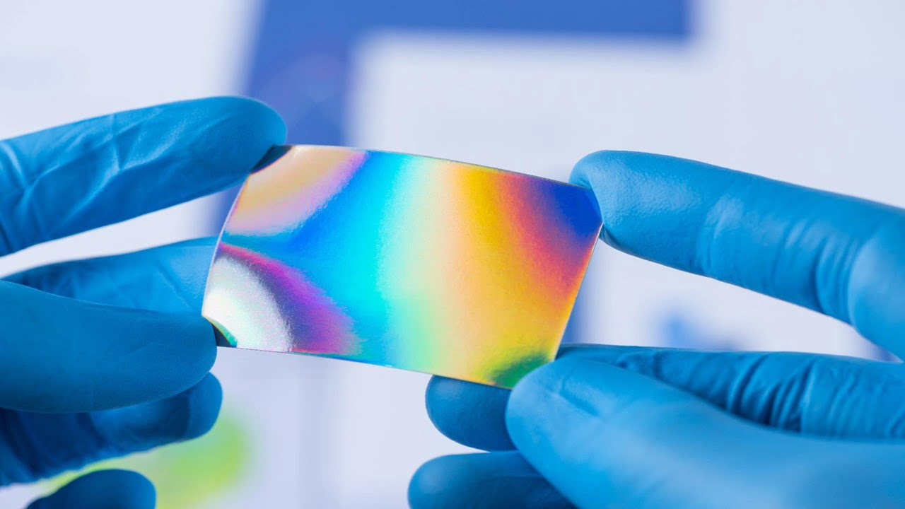 Reflective Displays Using Thin Films
